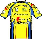 Vlaanderen - T-Interim 2002 shirt