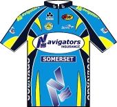 Navigators Cycling Team 2002 shirt