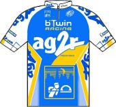 Ag2r Prévoyance 2006 shirt