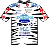 Domina Vacanze - Elitron 2003 shirt