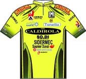 Vini Caldirola - So.Di 2003 shirt
