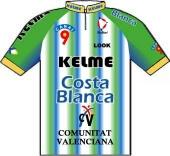 Kelme - Costa Blanca 2003 shirt