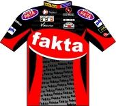 Team Fakta 2003 shirt