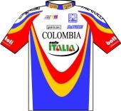 Colombia - Selle Italia 2003 shirt