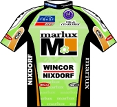Marlux - Wincor Nixdorf 2003 shirt