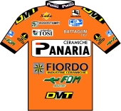 Panaria - Fiordo 2003 shirt