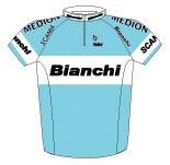 Team Bianchi 2003 shirt