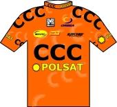 CCC - Polsat 2003 shirt