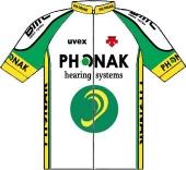Phonak Hearing Systems 2003 shirt