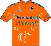 Euskaltel - Euskadi 2003 shirt