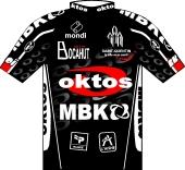 MBK - Oktos - Saint Quentin 2003 shirt