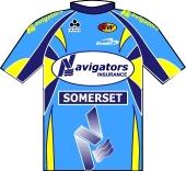 Navigators Cycling Team 2003 shirt