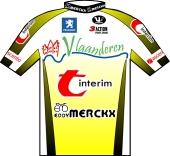 Vlaanderen - T-Interim 2003 shirt