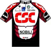 Team CSC 2006 shirt