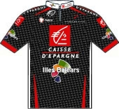Caisse d'Epargne - Illes Baleares 2006 shirt