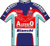 Alessio - Bianchi 2004 shirt