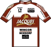 Chocolade Jacques - Wincor Nixdorf 2004 shirt