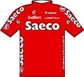 Saeco 2004 shirt