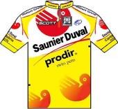 Saunier Duval - Prodir 2006 shirt