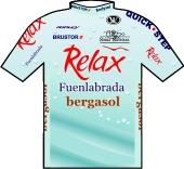 Relax - Bodysol 2004 shirt