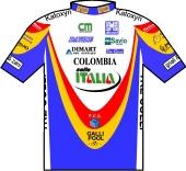 Colombia - Selle Italia 2004 shirt