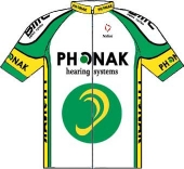 Phonak 2004 shirt