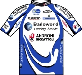 Team Barloworld - Androni Giocattoli 2004 shirt