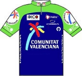 Comunidad Valenciana 2006 shirt