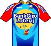Bankgiroloterij 2004 shirt
