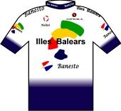 Illes Balears - Banesto 2004 shirt