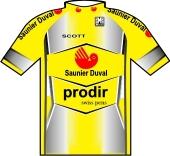 Saunier Duval - Prodir 2004 shirt