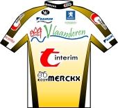 Vlaanderen - T-Interim 2004 shirt
