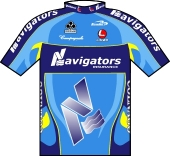 Navigators Cycling Team 2004 shirt