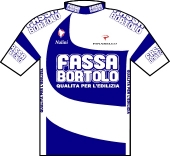 Fassa Bortolo 2004 shirt