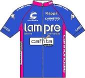 Lampre - Caffita 2005 shirt