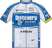 Discovery Channel Pro Cycling Team 2005 shirt