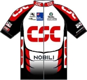 Team CSC 2005 shirt