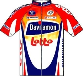 Davitamon - Lotto 2005 shirt