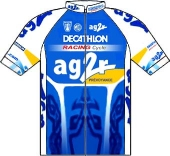 Ag2r Prevoyance 2005 shirt