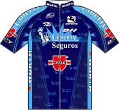 Liberty Seguros - Wurth Team 2005 shirt