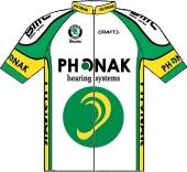 Phonak Hearing Systems 2005 shirt