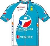 Bouygues Telecom 2005 shirt