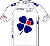 Francaise des Jeux 2005 shirt