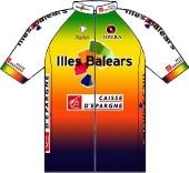 Illes Balears - Caisse d'Epargne 2005 shirt
