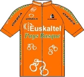 Euskaltel - Euskadi 2005 shirt