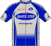 Quick Step - Innergetic 2005 shirt