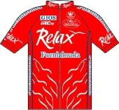 Relax - Fuenlabrada 2005 shirt