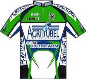 Agritubel 2006 shirt