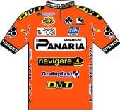 Ceramica Panaria - Navigare 2006 shirt