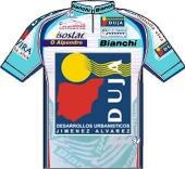 Duja - Tavira 2006 shirt